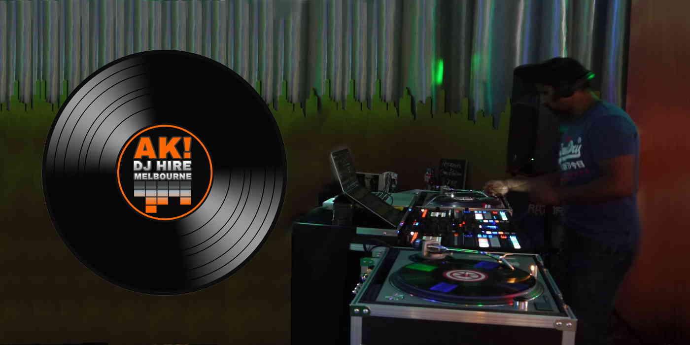 DJ Hire Service Area | Melbourne Metropolitan and